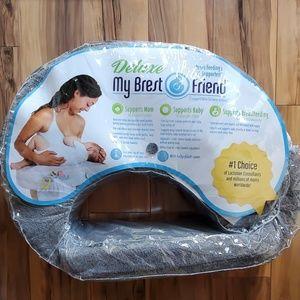 My Brest Frend breastfeeding wrap around pillow